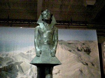 Socha Tutanchamona