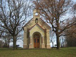 kaple Trojce ze předu