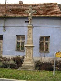kříž na Podohradí