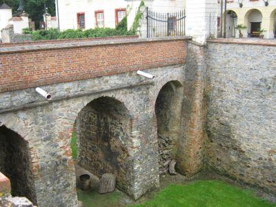 barokní most Kunštát