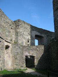 původní hrad 2