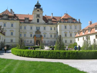 zámek Valtice