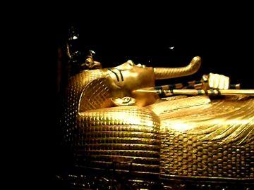 Třetí rakev Tutanchamona