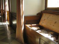 zásoby dřeva Valtice
